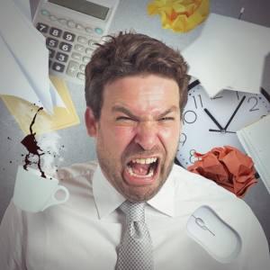 Контрол на гнева